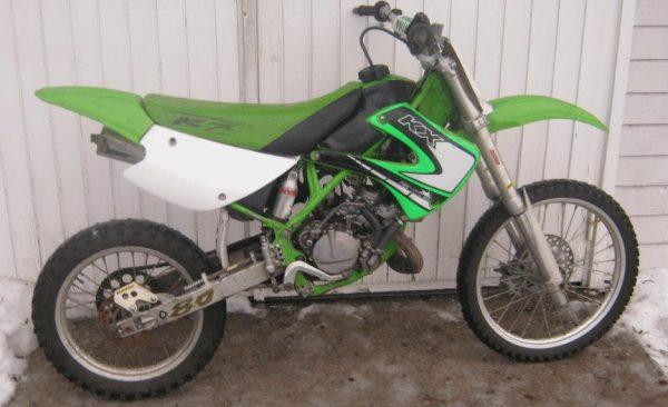 Kawasaki KX 85 -01