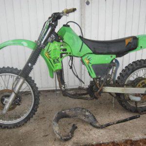 Kawasaki KX 250 -85