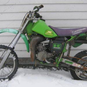 Kawasaki KX 60 -90