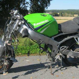 Kawasaki ZX-6 R -97