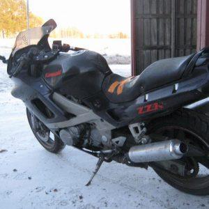 Kawasaki ZZR 600 -93