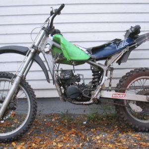 Kawasaki KX 125 -85
