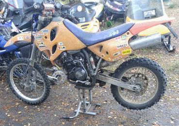 KTM LC4 350 -93