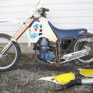KTM 600 LC4 -91