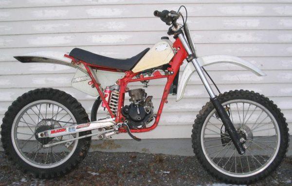 KTM MX 80 -87