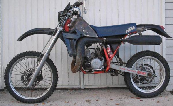 KTM 250 GS -85