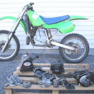 Kawasaki KX 250 -88/89