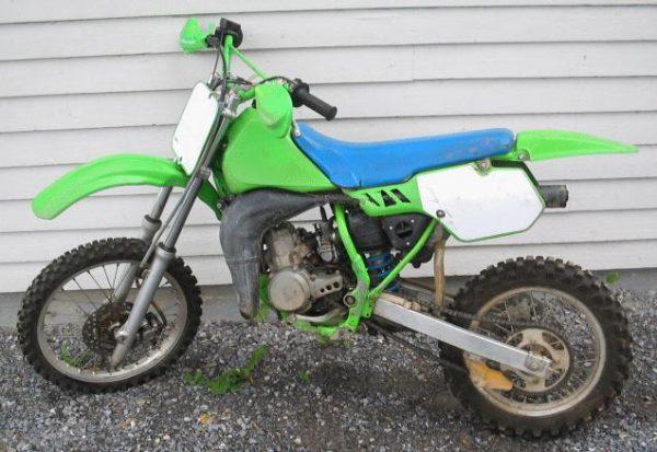 Kawasaki KX 80 1990