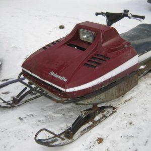 Lynx GL 3300 Finlandia 1983