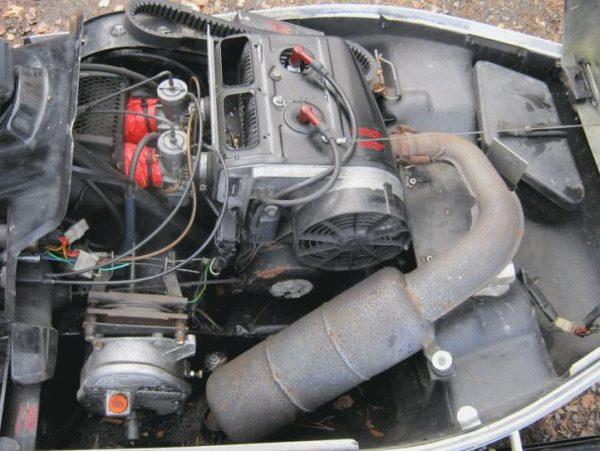 Lynx 3300 GLS 1989