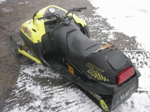 Lynx 454 Racing -97