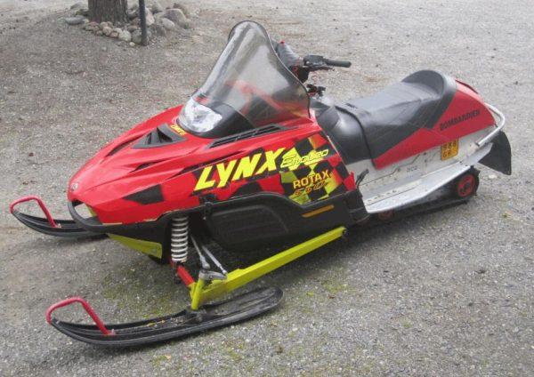 Lynx Enduro 550F -03