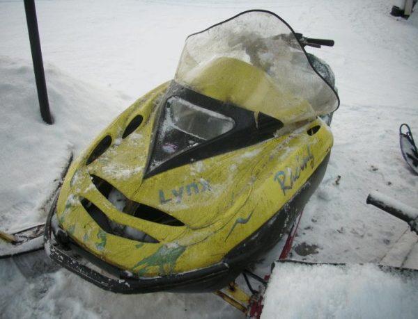 Lynx Racing 454 -97