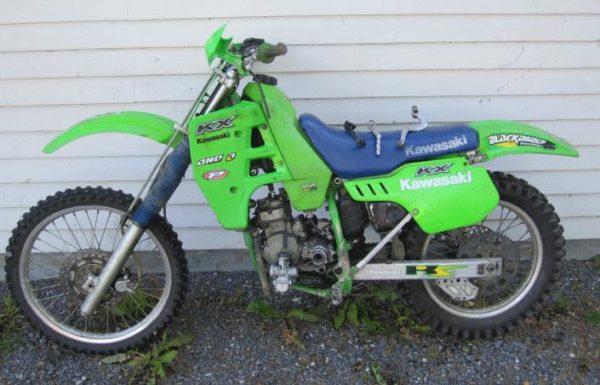 Kawasaki KX 125 -88