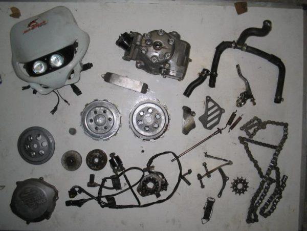 Honda CR 250 -00