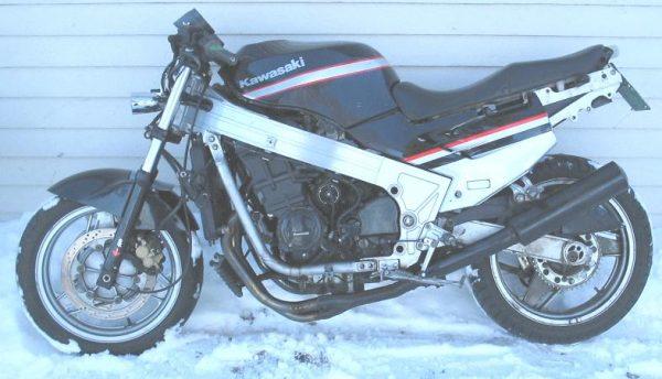 Kawasaki ZX10 -88