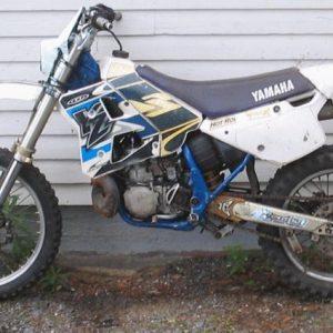 Yamaha YZ 250 WR -91