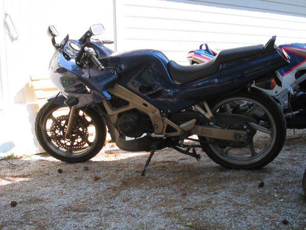 Honda NSR 125 -89-93
