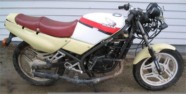 Honda NS 125R -87