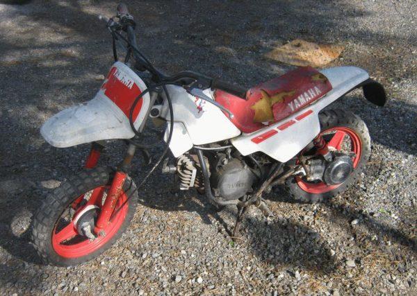 Yamaha PW50 -89