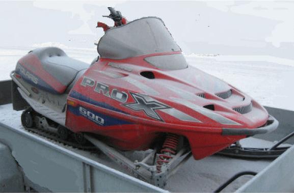 Polaris PRO-X 2002
