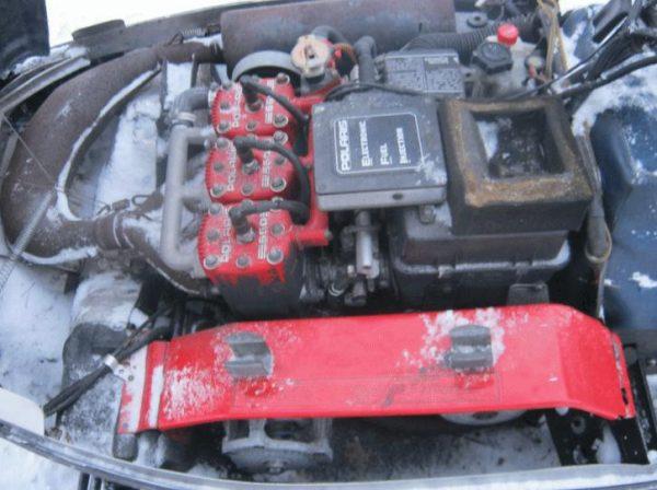 Polaris RXL 650 EFI 1991
