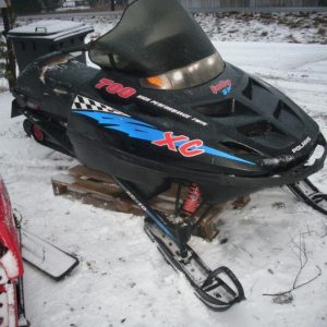 Polaris XC 700 SP 1998