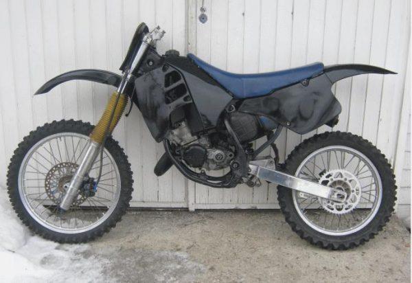 Suzuki RM 125 -88
