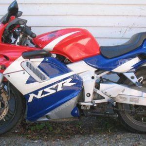 Honda NSR 125 -02