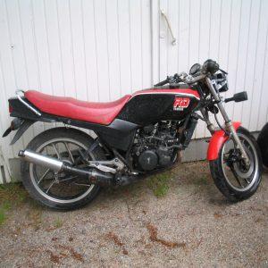 Yamaha RD 125 -86 YPVS