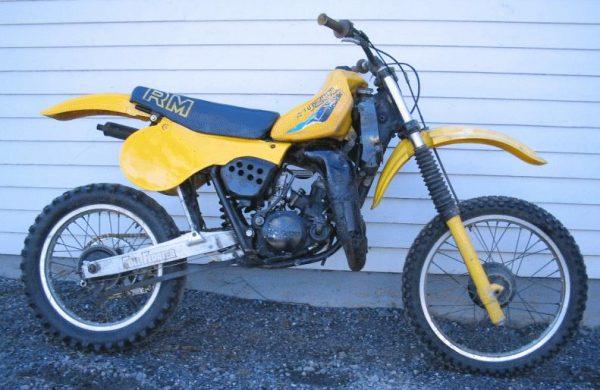 Suzuki RM 250 -84