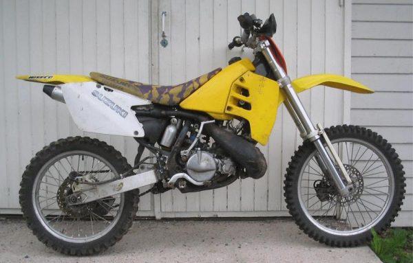 Suzuki RM 250 -91