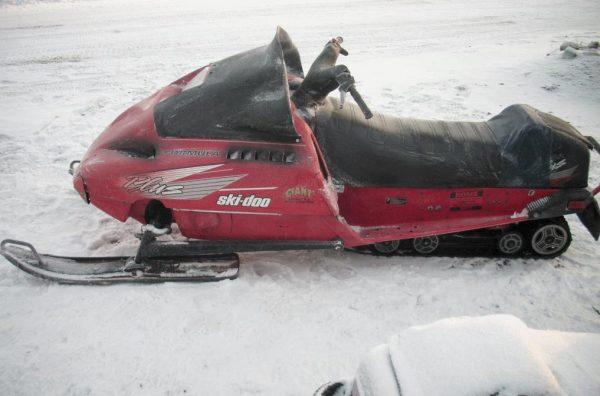 Ski-Doo Formula Plus -88