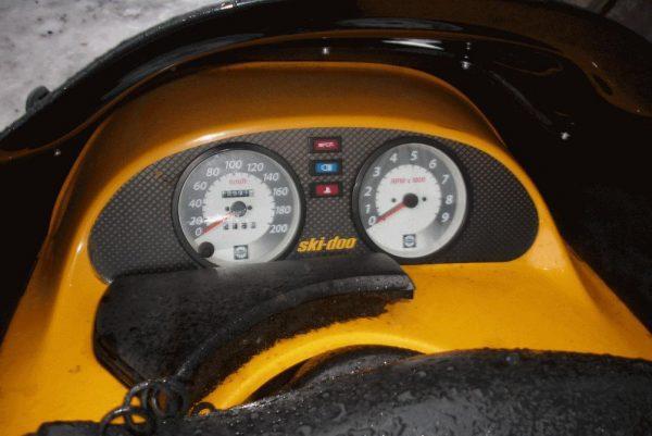 Ski-Doo MXZ 440 -97