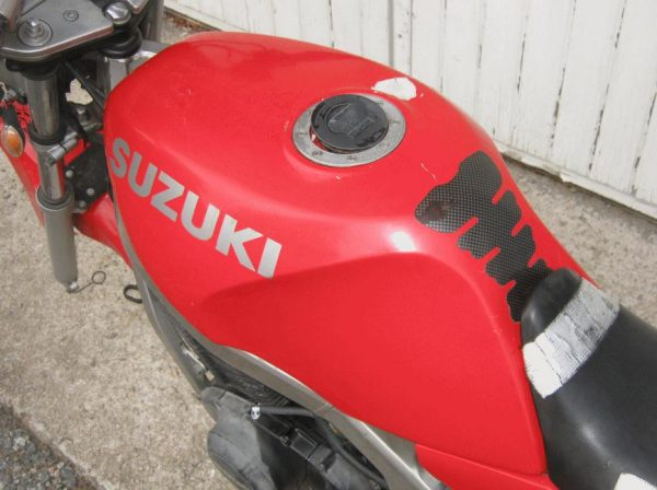 Suzuki GS 500 E -93