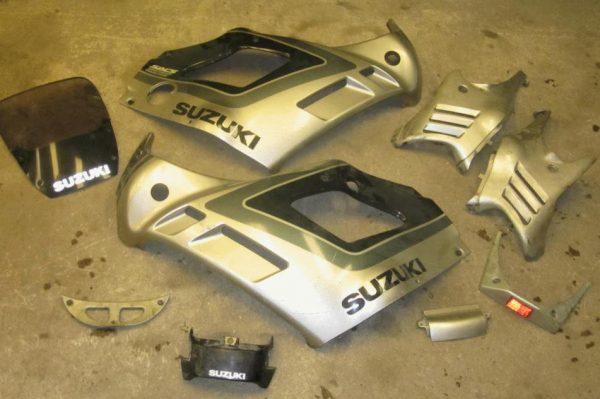 Suzuki GSX 750F -92