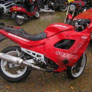 Suzuki GSX 600F -91