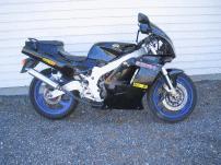 Suzuki RGF 125 -93