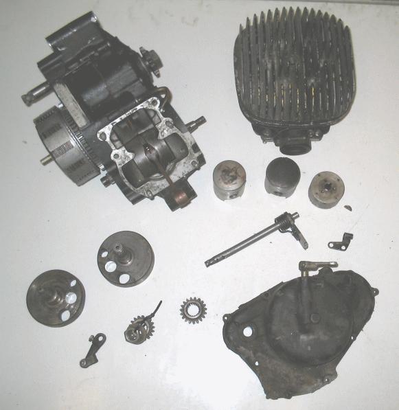 Suzuki RM 125 -79