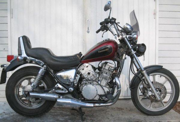 Kawasaki VN 750 -92