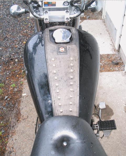 Kawasaki VN 750 -87