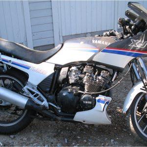 Yamaha XJ 600 -89