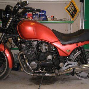 Yamaha XJ 750 Seca -83 ja -85