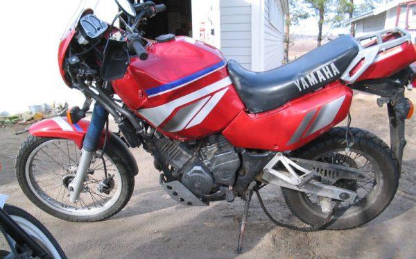 Yamaha XTZ 750 TENERE -92