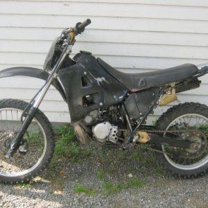 Yamaha DT 125R -91