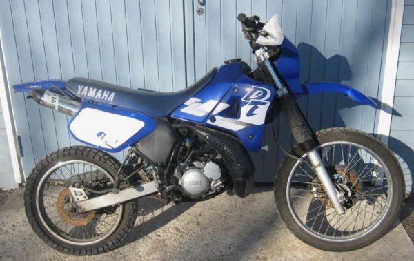 Yamaha DT 125R -00