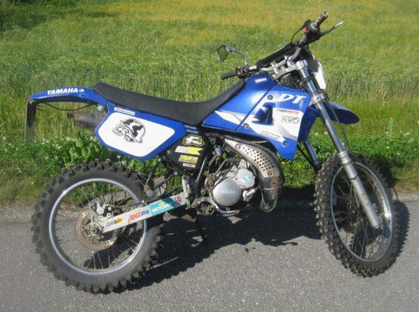 Yamaha DT 125R -03