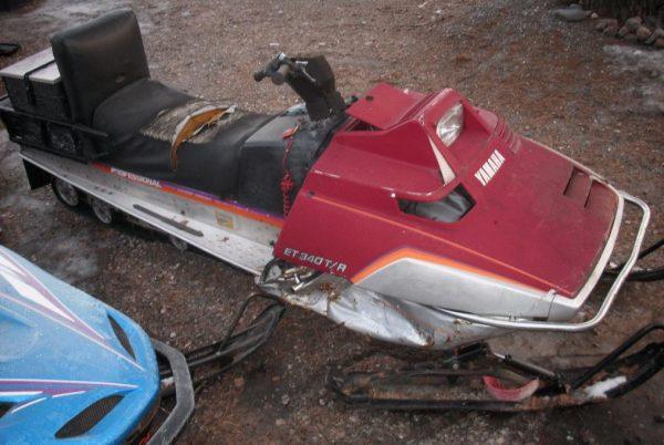 Yamaha ET 340 T/R -86