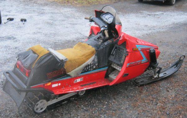 Yamaha Exciter II -91