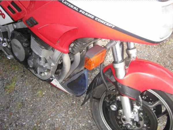 Yamaha FJ 1100 -84